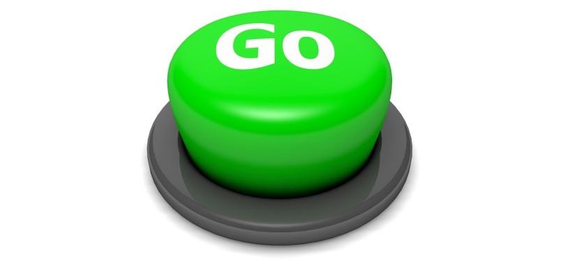 Drück den Knopf…