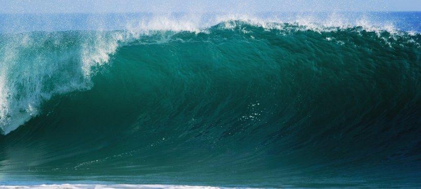 Irgendwann bricht jede Welle…